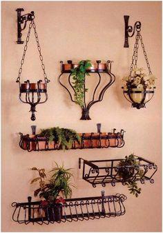 2012 manufacturer Decorative iron crafts flower shelf for garden flower wrought iron Wrought Iron Decor, Iron Furniture, Iron Art, Metal Crafts, Plant Holders, Flower Crafts, Blacksmithing, Plant Hanger, Metal Art