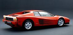 Ferrari Testarossa (In honor to Pininfarina)