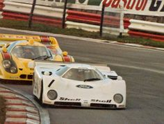 1981 Brands Hatch Ford C100 & Porsche 917