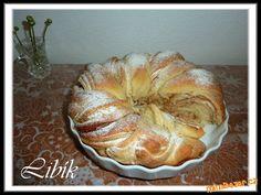 Czech Recipes, Russian Recipes, Bread Rolls, Dessert Recipes, Desserts, Nutella, Muffin, Food And Drink, Pizza