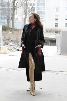 When Fashion and Nature Collide – May Issue Old World, Duster Coat, Chic, Nature, Jackets, Women, Fashion, Shabby Chic, Down Jackets