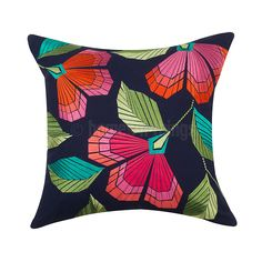 Kas Clementine Bright Cushion -