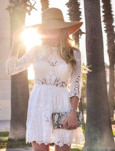 I am in love with this dress!! The lace, the cut and the fit are gorgeous.