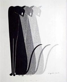 Kiyoshi Saito. 1907 - 1997 гг.