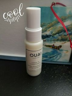 OUAI Leave-In Conditioner Hair Care .84 oz / 25 mL Travel Size New!  #Ouai Travel Size Makeup, Travel Size Products, Minis, Beauty Products, Hair Care, Shampoo, Ebay, Cosmetics, Hair Care Tips