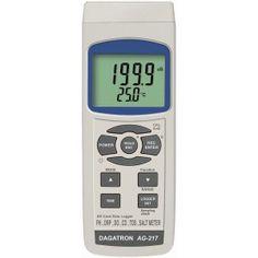 Medidor de Calidad del Agua AG217