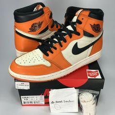 b32fa7ef735 (eBay Sponsored) Jordan 1 Shattered Backboard Away Size 10 nike air retro  orange sbb
