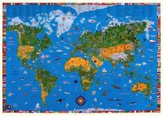 Worldmap kids