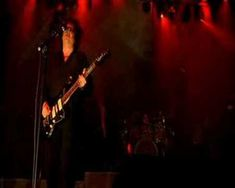 The Cure - Siamese Twins live