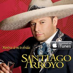 Santiago Arroyo, ¨La nueva sensación mexicana¨ en iTunes