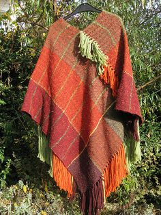 Wool Poncho | Flickr - Photo Sharing!