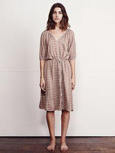 meadow dress | raffia | ace&jig