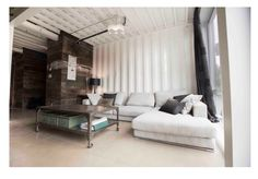 Container living room