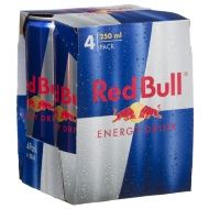 Red Bull Energy Drink 4 x Red Bull Drinks, Cheap Meals, Brand Names, Food And Drink, Beverages, Water, Gripe Water, Frugal Meals