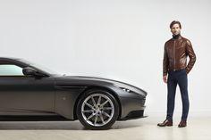 British Mens Wear Label Hackett Teams Up With Aston Martin