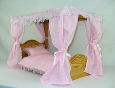 American Girl Doll Furniture / 18 Doll by HardwoodFurniture, $85.00
