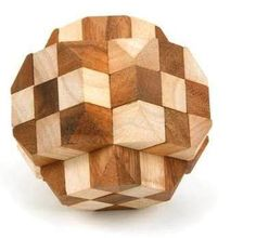 Grand Star - 3D Wooden Puzzle