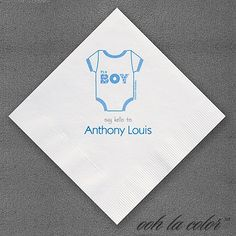 Personalized Wedding Guest Towel Napkins Choose Design Napkin Color Lettering And Customize With Your Imprint Http Partyblock Carlsoncraft
