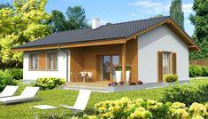 Rodinný dom je vhodný pre 4 člennú rodinku. Je veľmi útulný a vhodne dispozične riešený. Fasáda domu je veľmi moderná a príjemná,farba fasády je biela doplnená hnedým drevom. V rodinnom dome sa nachádzajú tri obytné izby, obývacia izba a dve spálne.  ...
