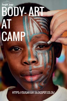 Body -art is an exciting Arts & Crafts activity we offer at Sugar Bay. All you need is body-chalk & an inspired design to make the magic happen. Camping Crafts, Types Of Art, Craft Activities, Body Art, Arts And Crafts, Metallic, Design Inspiration, Sugar, Magic