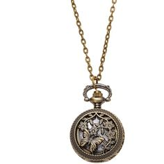 Bonny Locket Watch Pendant Necklace ($24) ❤ liked on Polyvore featuring jewelry, necklaces, accessories, colares, jewels, gold, pendant jewelry, nickel free necklaces, locket necklace and locket pendant necklace