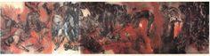 The Hiroshima Panels Hiroshima, Comic Art, Image, Artworks, Paradise, Lost, Paintings, Artists, Comics