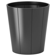 "GRÄSET Plant pot - IKEA IKEA FAMILY member price $35.99  Product dimensions Outside diameter: 22 "" Height: 23 ½ "" Inside diameter: 20 ½ """