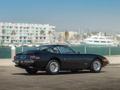 1971 Ferrari 365 GTB/4 Daytona | Colombo V12, 4,390 cm³ | 352 bhp | Design: Leonardo Fioravanti, Pininfarina