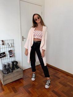Kimono Rosa Linho Kimono Rosa, Shop Now, Normcore, Outfits, Shopping, Style, Fashion, Online Thrift Store, Swag