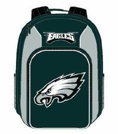 NFL Philadelphia Eagles Southpaw Backpack by Concept 1. $19.00