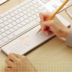 desc pad notes - Google zoeken