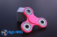 EDC Hand Spinner Fidget Spinner Toy 3D Printed Desk Toy Pink ...