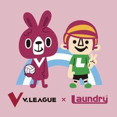 #japanese_character #cartoon #T_shirt #panson_works #laundry #パンソンワークス #ランドリー