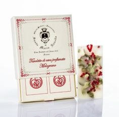 These smell absolutely amazing and the box...stunning! Santa Maria Novella POMEGRANATE / MELOGRANO Wax Tablets