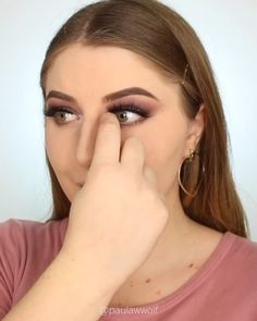 Makeup Tutorial 2019 You Should Try - Amazing Makeup Transformation ! - Makeup Tutorial 2019 You Should Try – Amazing Makeup Transformation ! Best Ideas For Makeup Tuto - Makeup Videos For Beginners, Make Up Videos, Makeup Tutorial For Beginners, Beginner Makeup, Creative Makeup Looks, Simple Makeup, Natural Makeup, Natalie Halcro, Make Up Tutorials