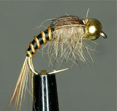 Czech Mayfly - brown