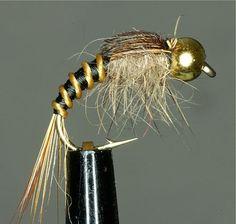 Czech Mayfly - brown
