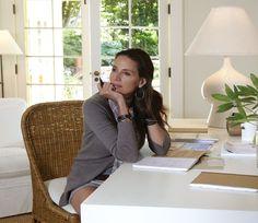 Kendall Conrad at home- C Magazine    Habitually Chic®: Chic in Montecito
