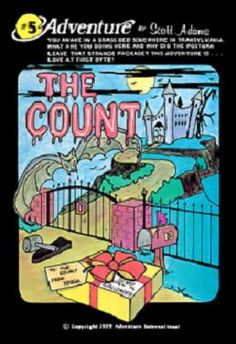 Lesson Plan: The Count (Pre-Intermediate) - IF only