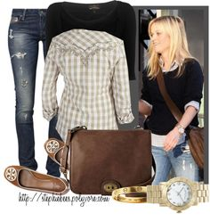 """Reese"" by stephiebees on Polyvore"