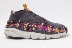 Nike Air Footscape Woven Chukka Wool 'Purple'