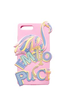 Emilio Pucci iPhone7 Plus Case by EMILIO PUCCI Now Available on Moda Operandi