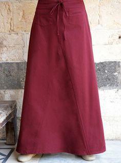Generous Boho Hippie Tie Dye Cotton 9-tier Broomstick Skirt M1045 Clothing, Shoes & Accessories