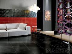Modern Design Wall Naxos Ceramics by X-wall