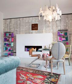 Vivir entre libros, en Casa Decor Madrid 2013 | Ministry of Deco