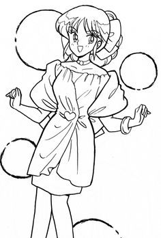 Sailor Moon Coloring Pages, Drawing For Kids, Anime Art Girl, Fashion Sketches, Beautiful Creatures, Coloring Books, Manga, Design, Collection