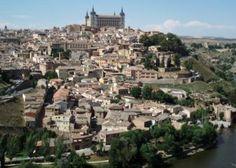 UNESCO World Heritage Site: The Historic City Of Toledo, Spain