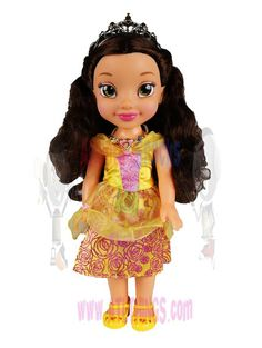 Disney Princess Toddler Belle & Mrs. Potts