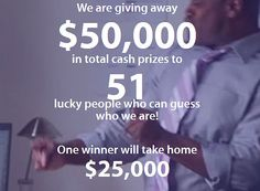 $25000_Cash_Prize!@ What Brand Is it.com Guess what the product is and win 25,000 grand prize and 5  second place will win 5,000......