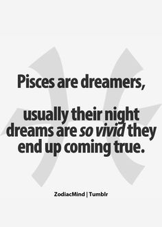 THIS! Sometimes I cannot distinguish my dreams from my reality